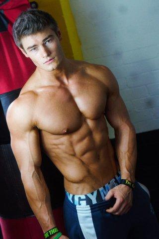 Фитнес-модель Джефф Сейд