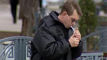 Как курение лишает сердце кислорода