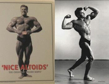 Арманд Танни - легенда силового спорта