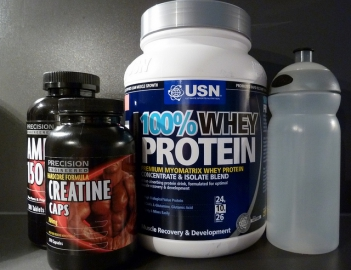 Когда нужно принимать протеин