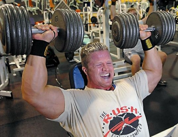 Что нужно для роста мышц