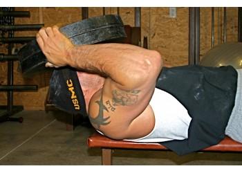 Тренировка шеи в бодибилдинге