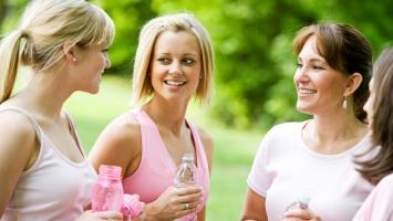 Женский фитнес: плюсы занятий спортом вместе с подругой