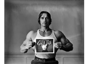 Редкие снимки Арнольда Шварценеггера (10 фото)