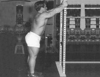 Тяга Рейдера - как делать большую грудь