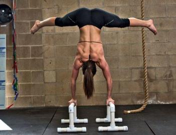 Гимнастика в системе кроссфит