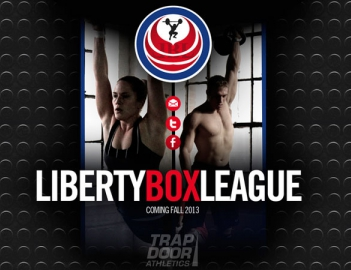 Лига кроссфит Liberty Box League