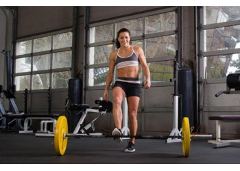 Девушка CrossFit Games Шерил Брост