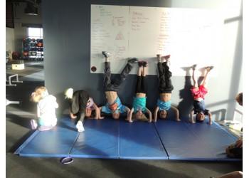 CrossFit kids: кроссфит для детей