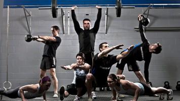 Виды упражнений в кроссфите