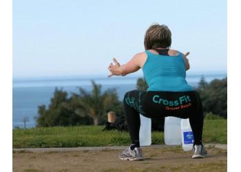 Клиника приседаний. Теория CrossFit.