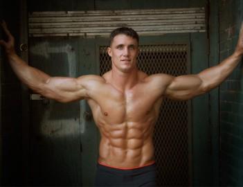 Фитнес-модель Грэг Плитт (20 фото)