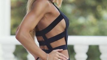 Фитнес-модель Екатерина Усманова (25 фото)