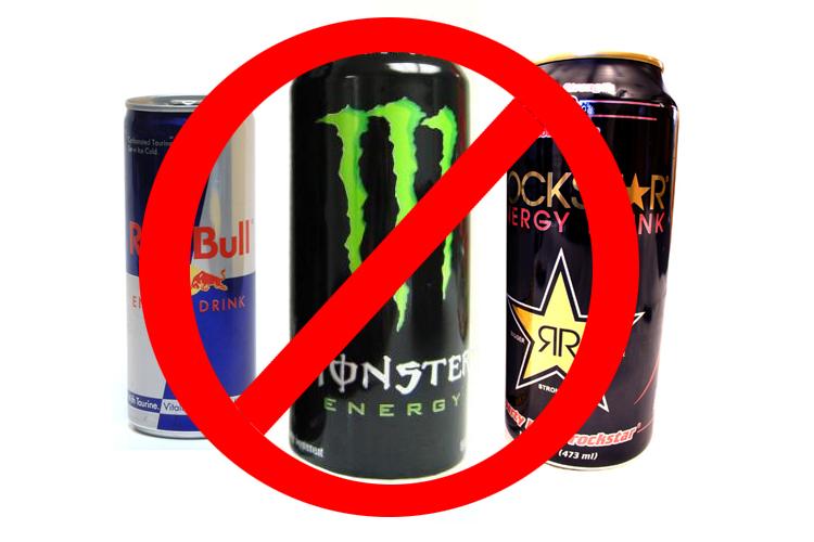 regulation of energy drinks and caffeine