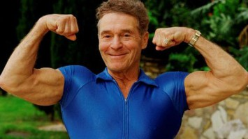 Дедушка фитнеса Джек Лалэйн