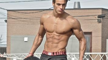 Фитнес-модель Марк Фитта (15 фото)