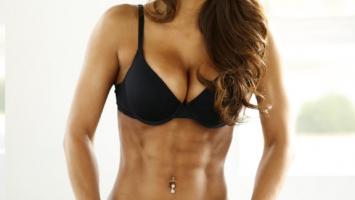 Фитнес-модель Наталия Мело (20 фото)