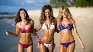 Женский фитнес: секреты осиной талии