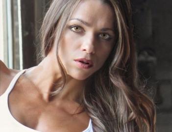 Фитнес-модель Оксана Гришина