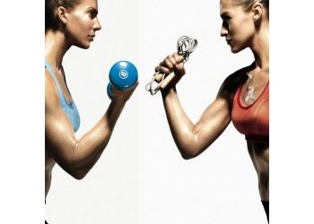 Женский фитнес после 40 – часть третья
