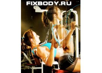 Мышцы спины - тяга верхнего блока широким хватом