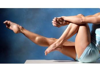 Как накачать мышцы ног девушке?