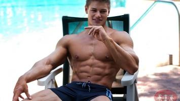 Фитнес-модель Джефф Сейд (Jeff Seid)