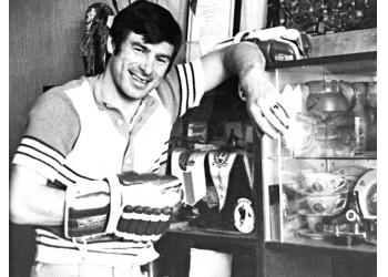 Хоккеист Валерий Харламов