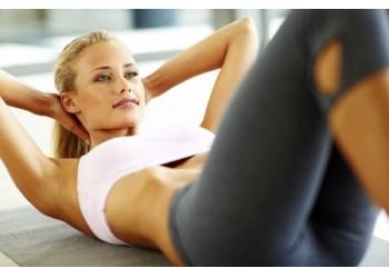 Фитнес и девушка