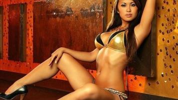 Фотографии сексуальной фитнес-модели Тианны Та (Tianna Ta)
