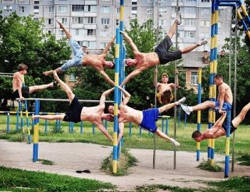 Street Workout: воркаут как образ жизни